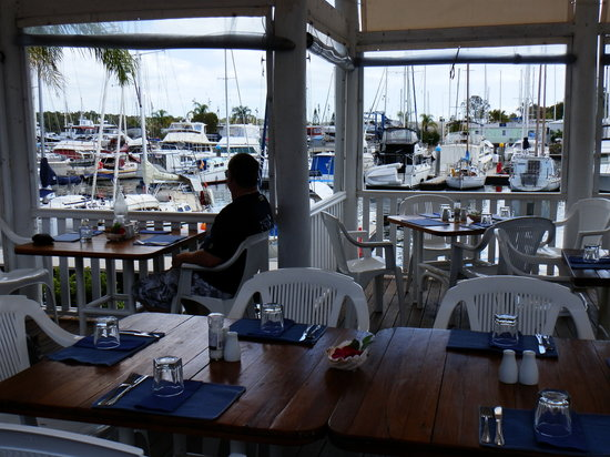 Marina Bar and Grill - Stayed
