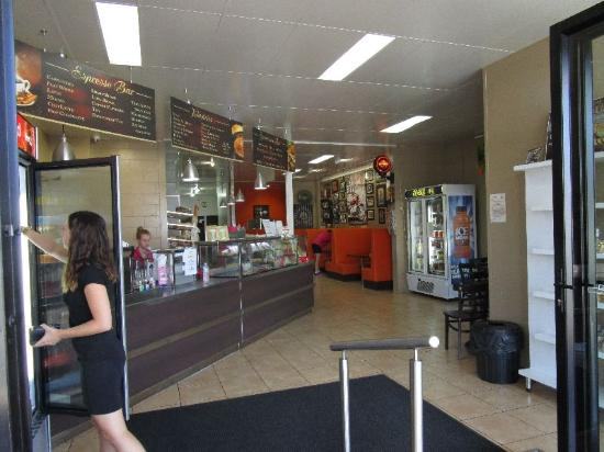 Nanango Country Bakehouse  Cafe - Stayed