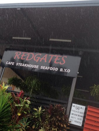 Redgates Steakhouse - Stayed