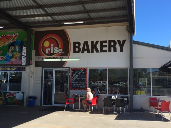 Rise The Bakehouse Biloela - Stayed