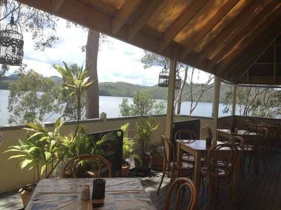Cormorant Bay Cafe - Stayed