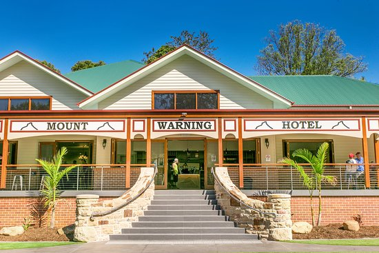 Mount Warning Hotel - Stayed