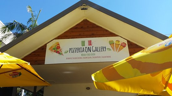 Pizzeria on Gallery