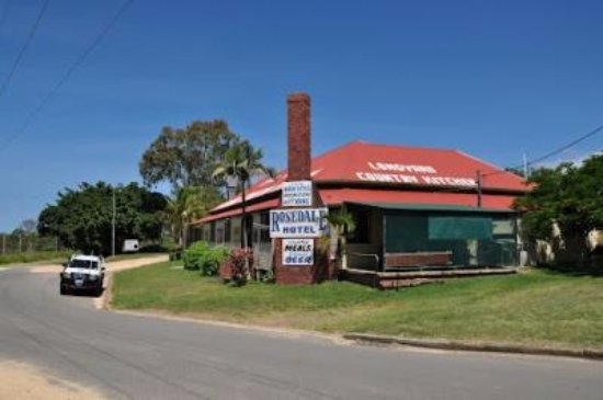 The Royal Hotel and Caravan Park Rosedale - Stayed