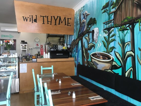 Wild THYME Dining - Stayed