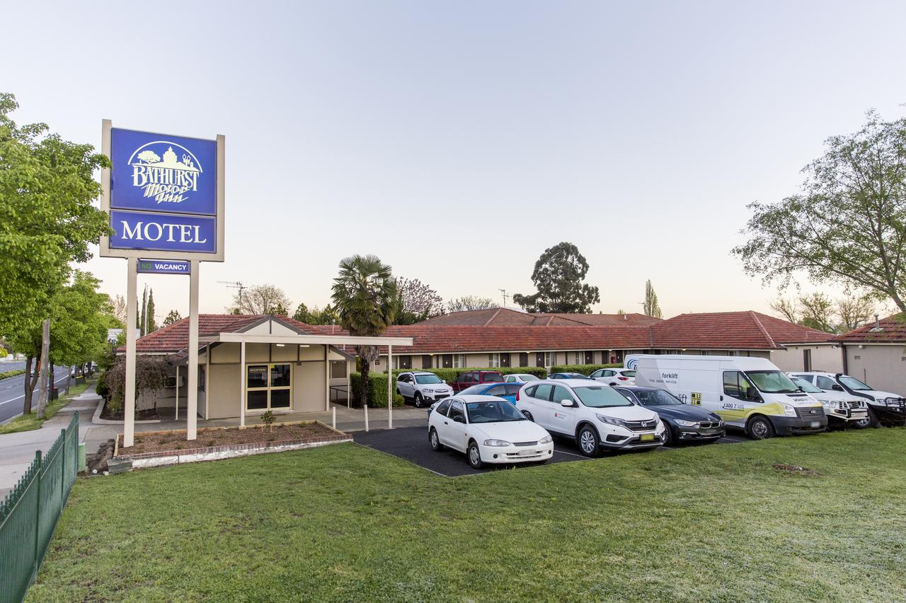 Bathurst Motor Inn - Stayed