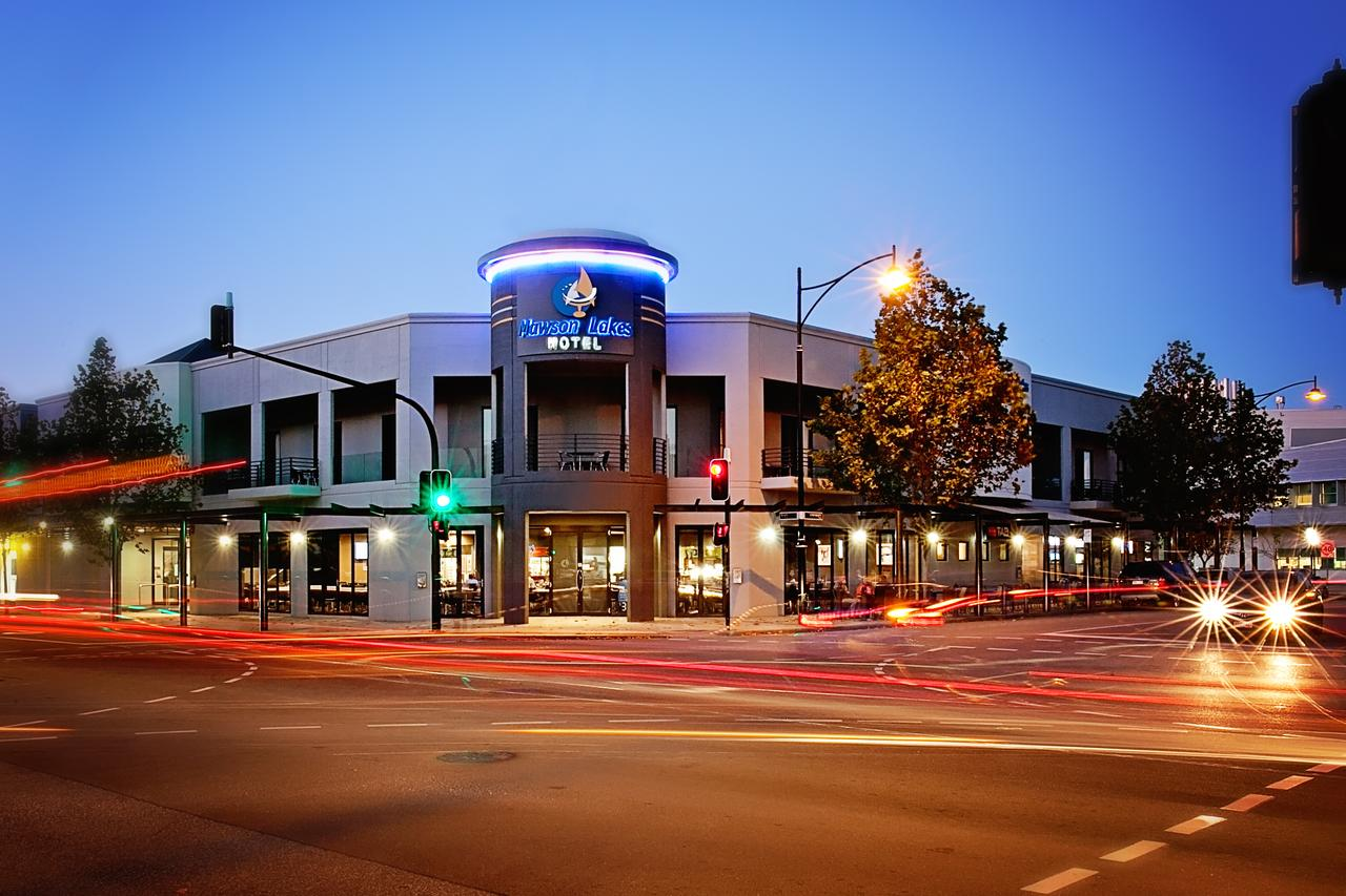 Mawson Lakes Hotel - Stayed