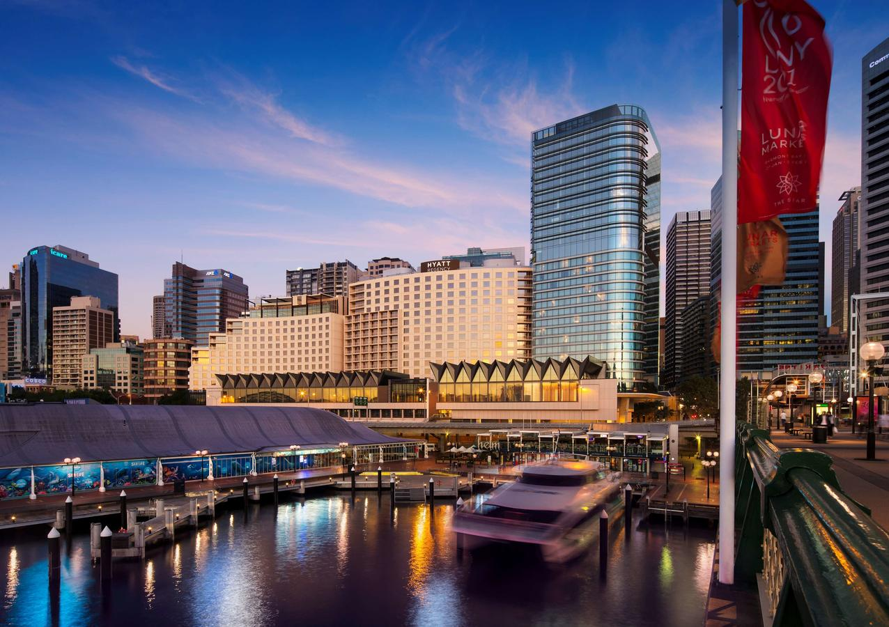 Hyatt Regency Sydney - Stayed