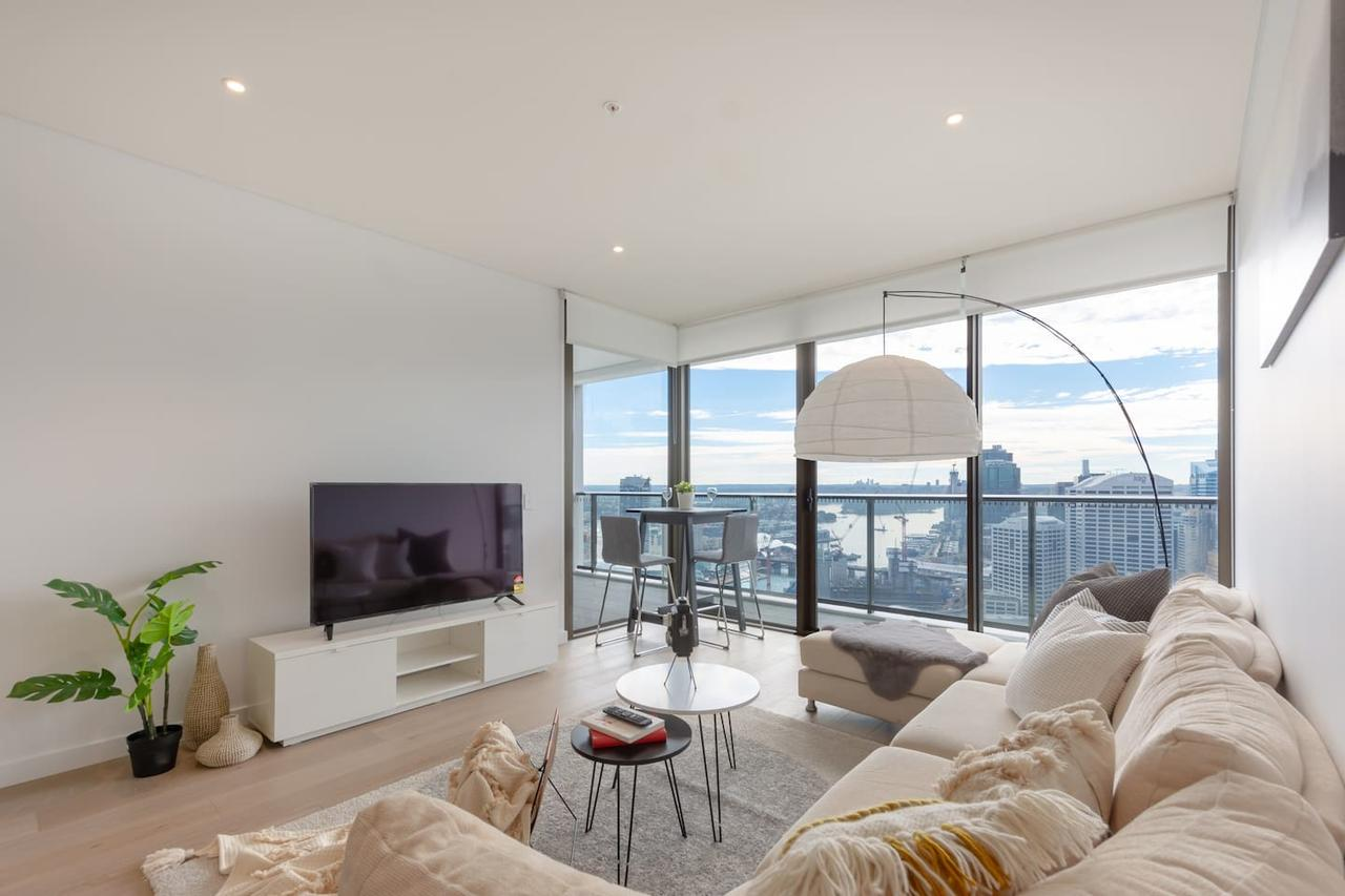 High Rise apt in Heart of Sydney wt Harbour View - Stayed