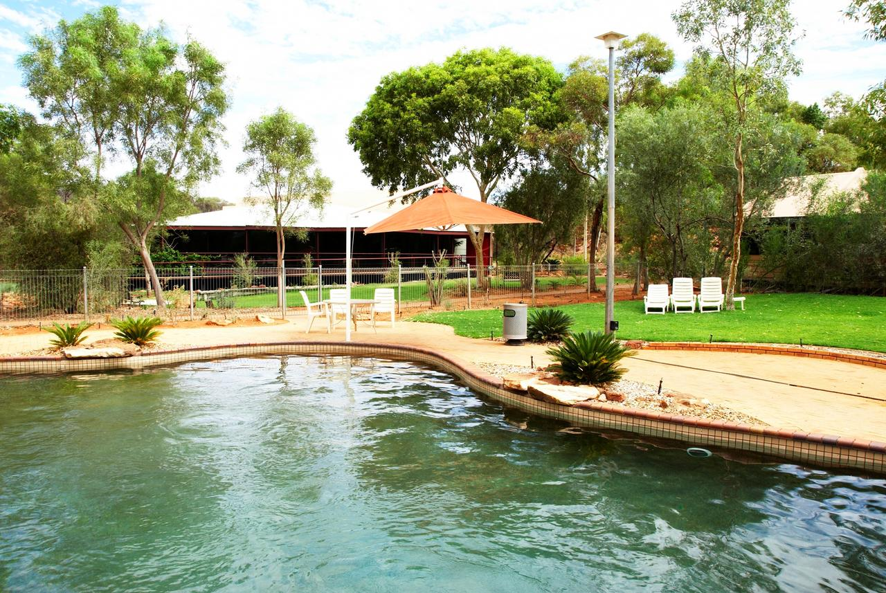 Kings Canyon Resort - Stayed