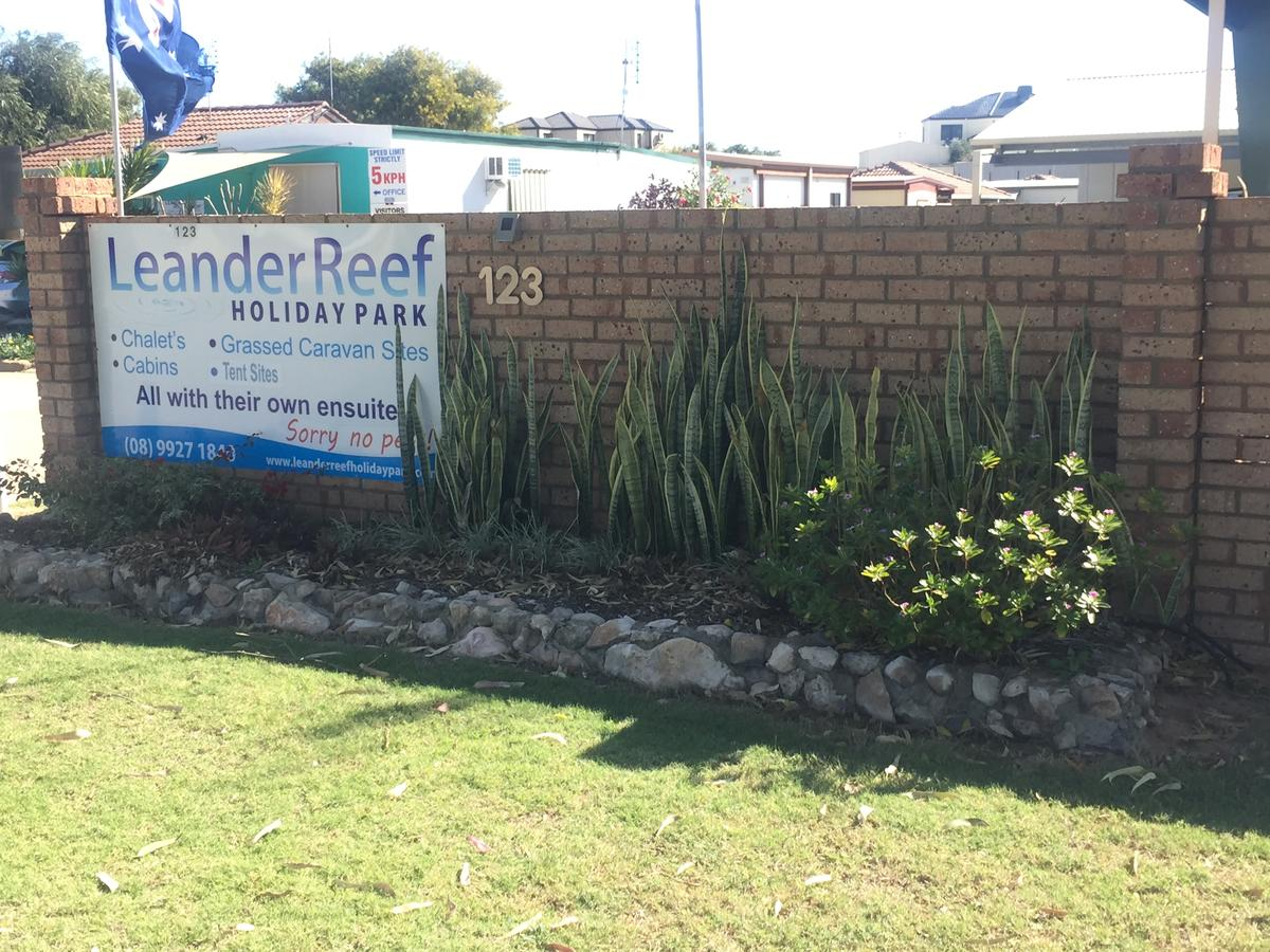 Leander Reef Holiday Park - Stayed