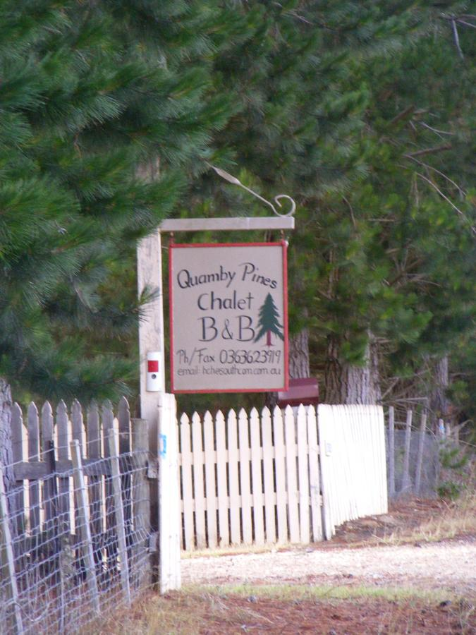 Quamby Pines Chalet - Stayed