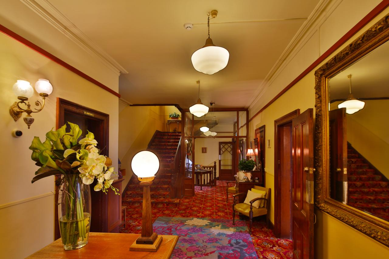 Astor Private Hotel - Stayed