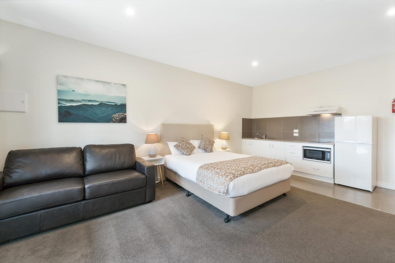 High Country Holiday Park - Stayed