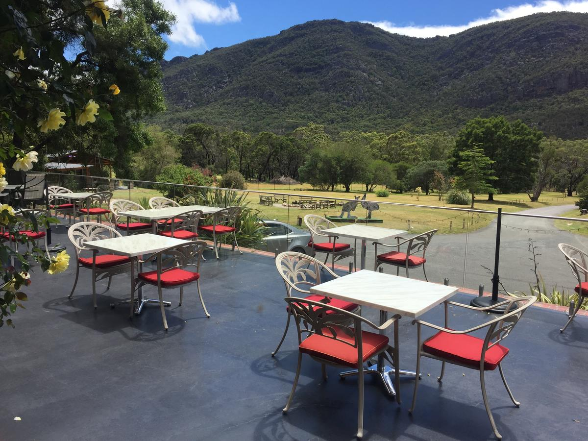 The Grampians Motel and The Views Bar  Restaurant - Stayed