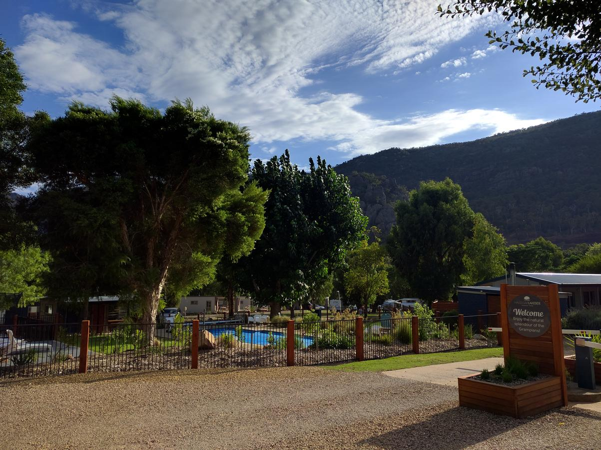 Halls Gap Lakeside Tourist Park - Stayed