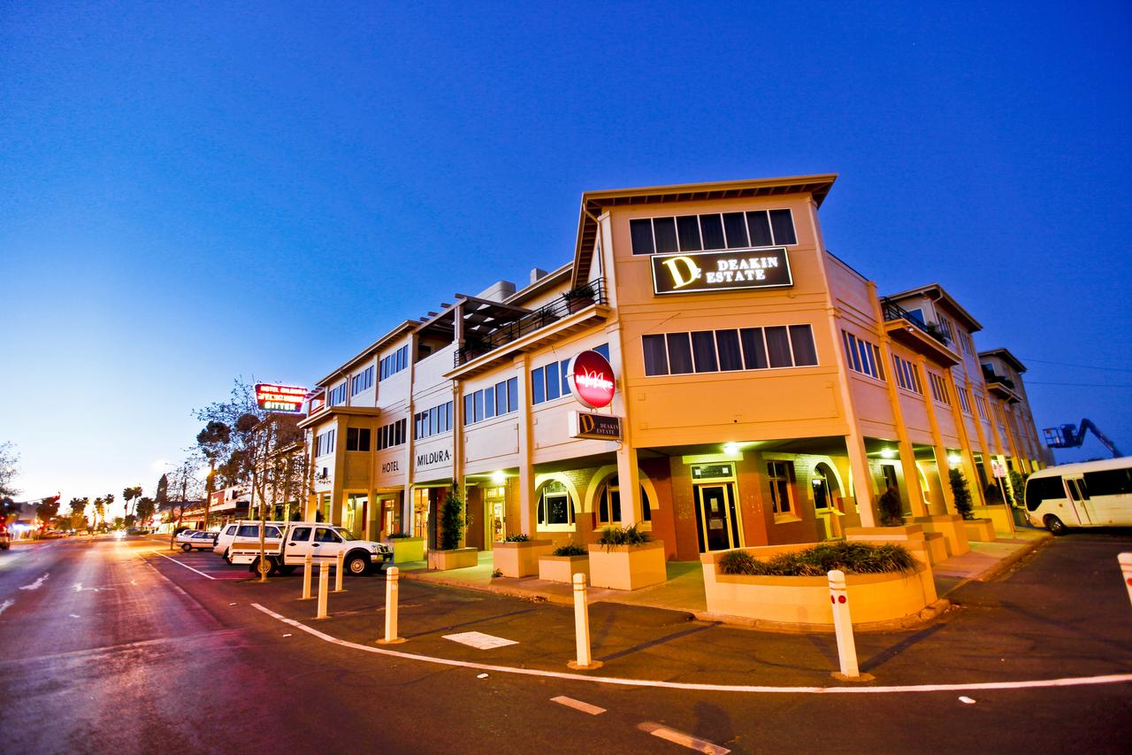 Mercure Hotel Mildura - Stayed