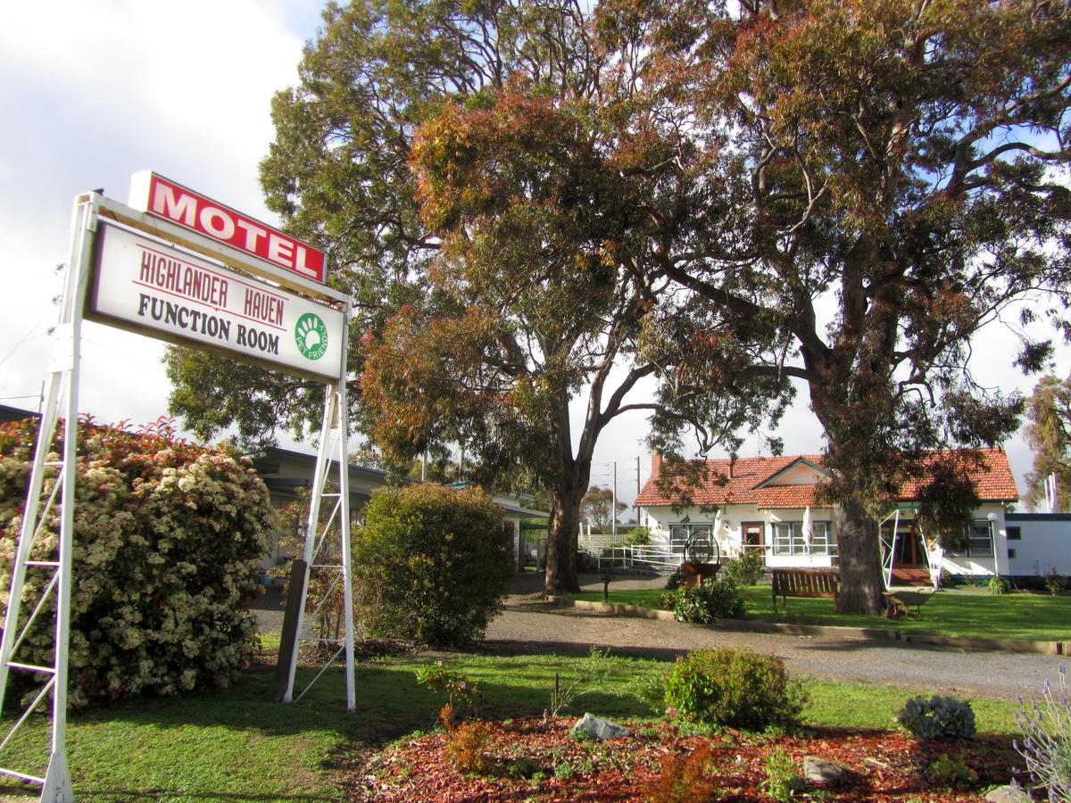 Highlander Haven Motel - Stayed