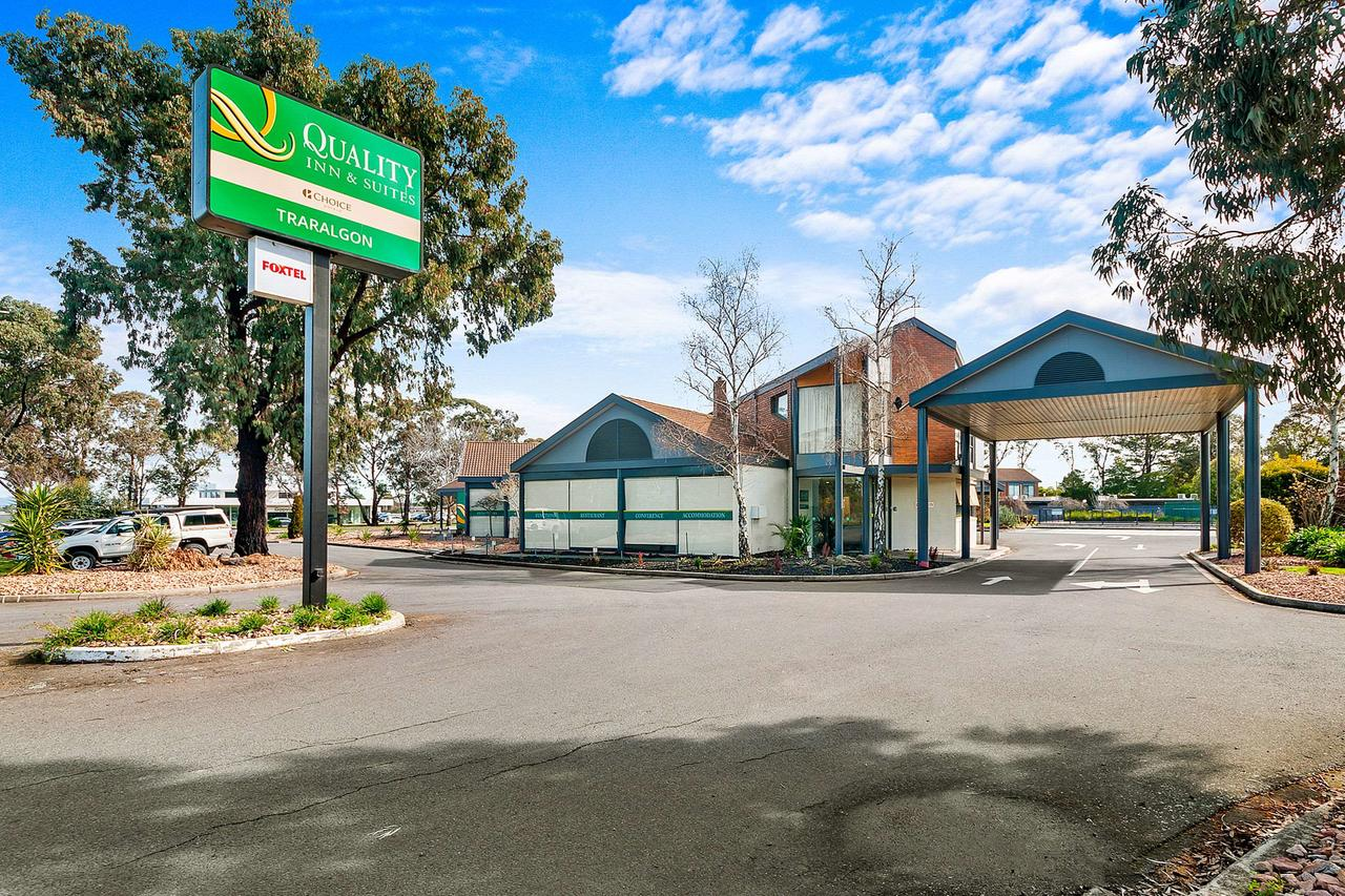 Quality Inn  Suites Traralgon - Stayed