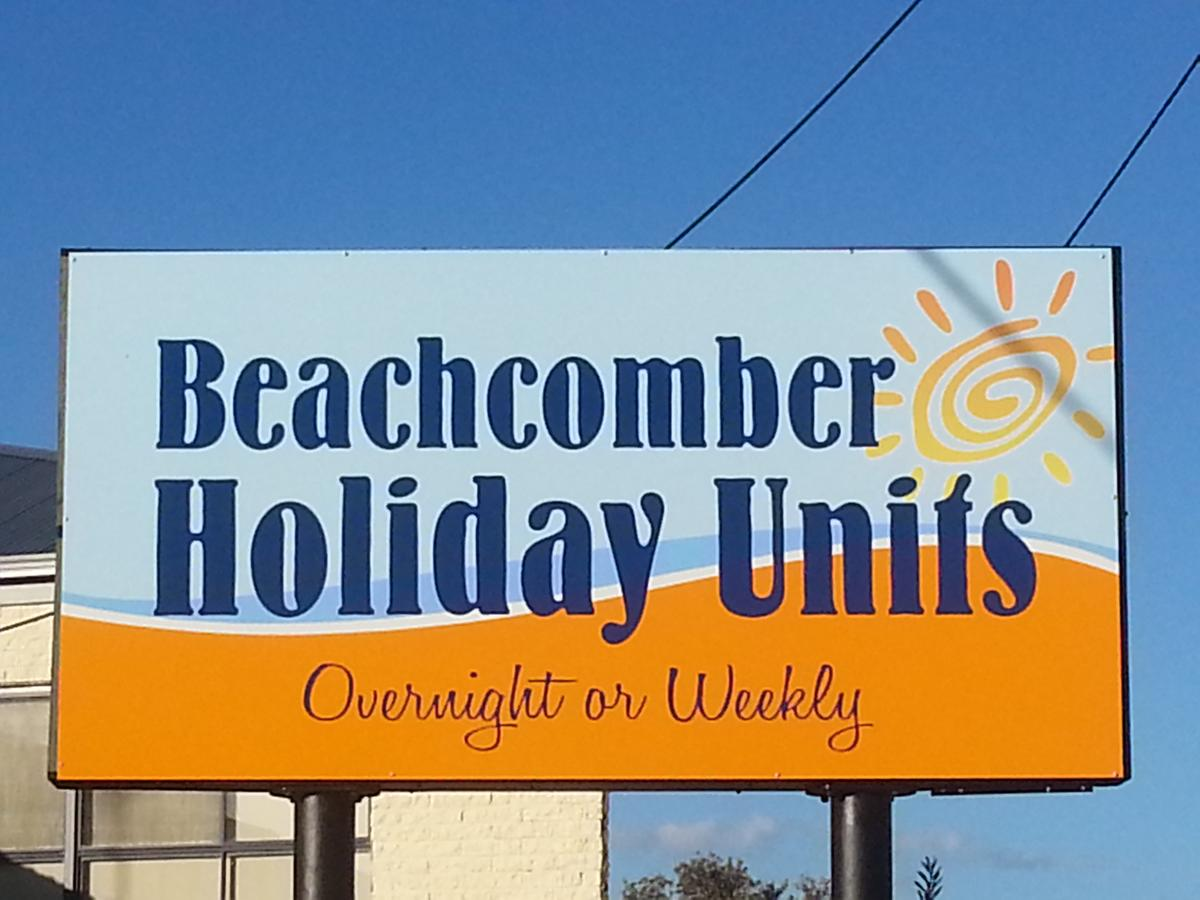 Beachcomber Holiday Units - Stayed