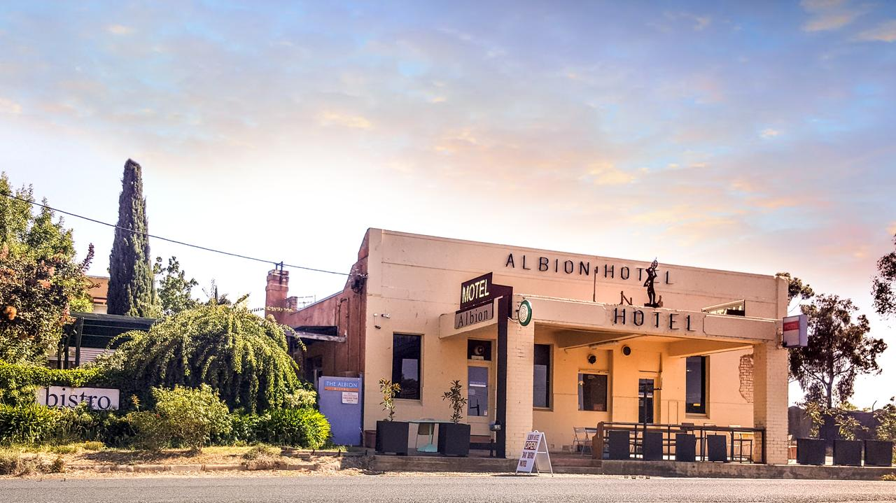 Albion Hotel and Motel Castlemaine - Stayed