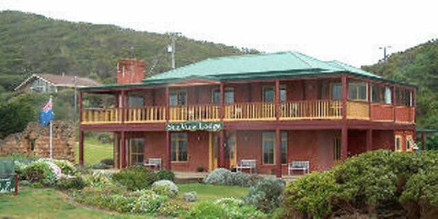 Cape Bridgewater Seaview Lodge - Stayed