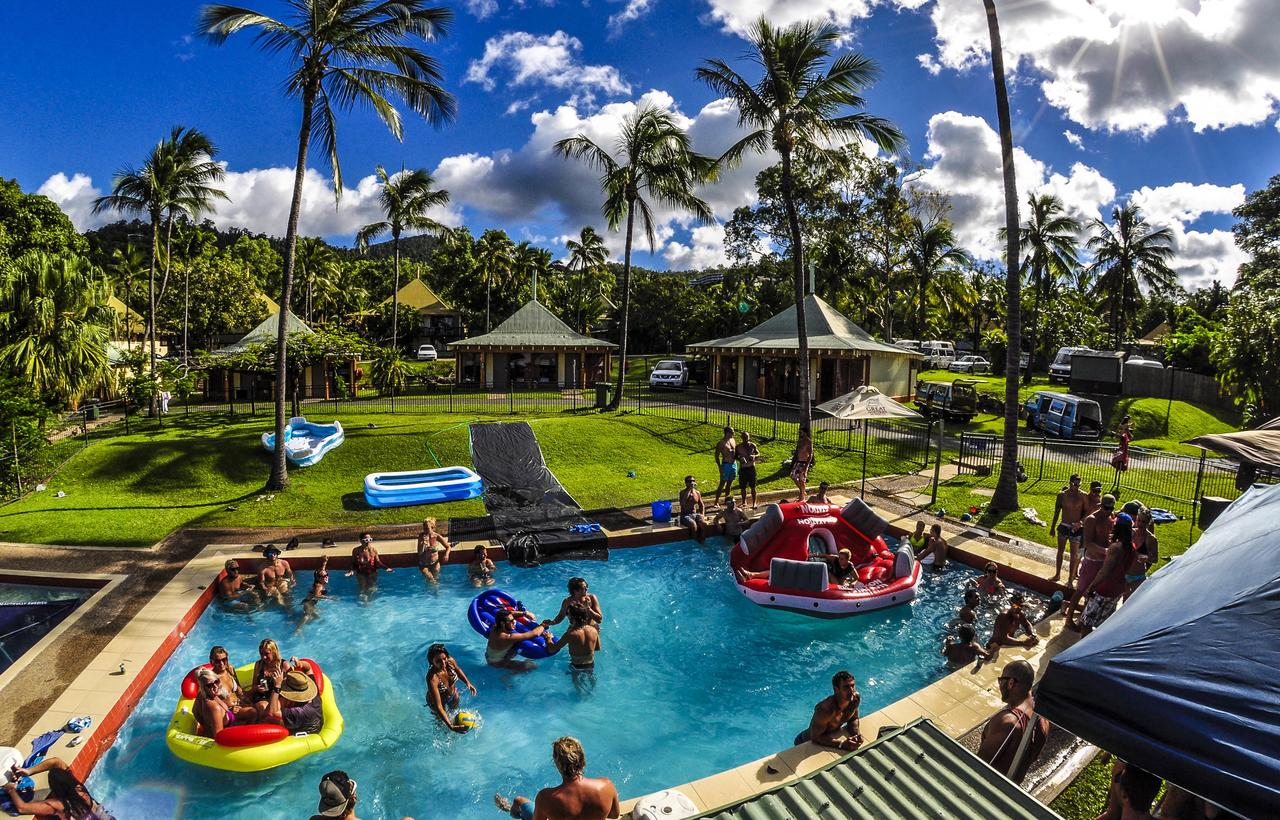 Nomads Airlie Beach - Stayed