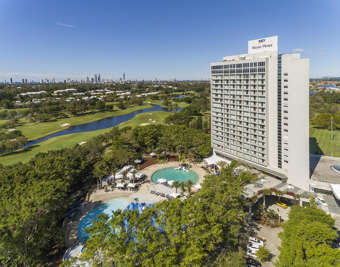 RACV Royal Pines Resort Gold Coast - Stayed