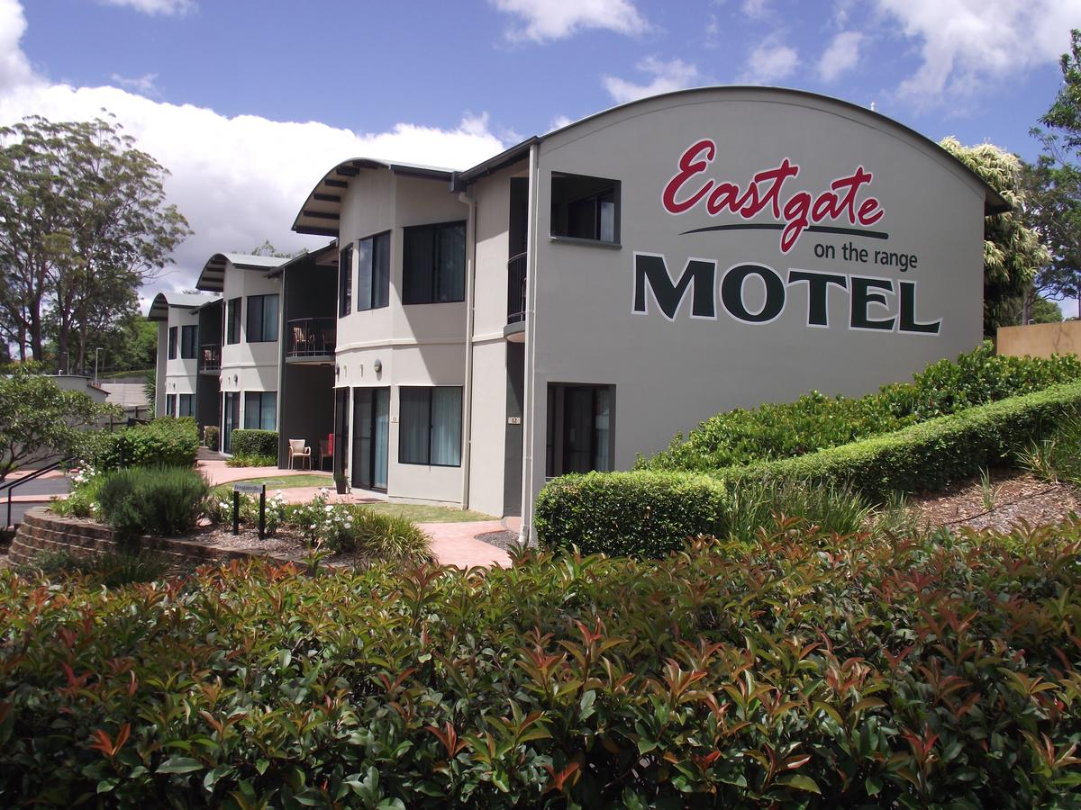 Eastgate Motel on the Range - Stayed