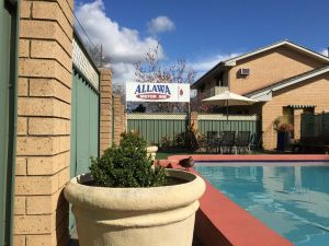 Albury Allawa Motor Inn - Stayed