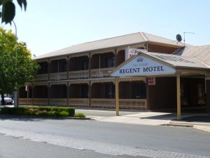 Albury Regent Motel - Stayed
