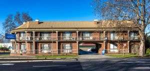 Albury Townhouse Motel - Stayed